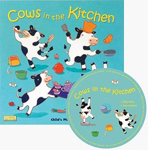 Download Cows in the Kitchen (Classic Books with Holes UK Soft Cover with CD) pdf epub