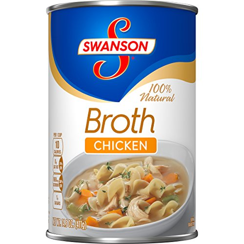 Swanson Chicken Broth, 14.5 oz. Can