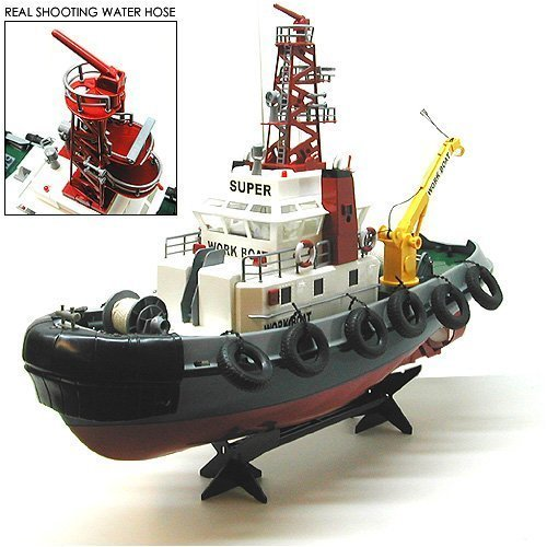 Rc Tugboat - 23