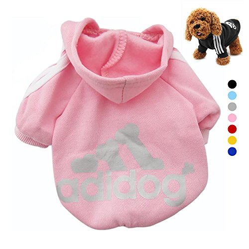 Xs Pink Dog Clothing - 6