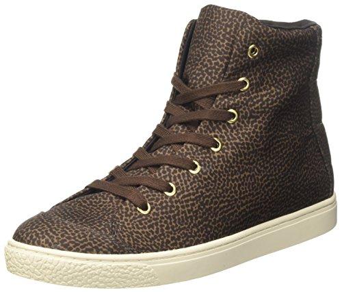 a Donna Alto Verde Borbonese Tundra Sneaker Alta Collo Sneakers aS1qaAOwt