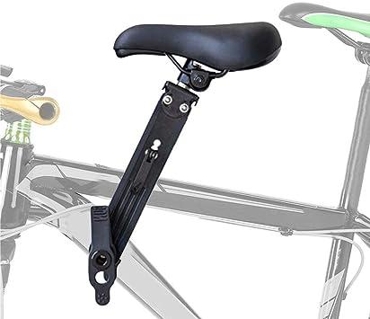 Yongirl - Asiento para bicicleta de montaña para niños de 2 a 5 años (hasta 55 libras), compatible con todos los adultos MTB fácil de instalar: Amazon.es: Deportes y aire libre