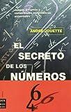 El Secreto de los Números, André Jouette, 8495601001
