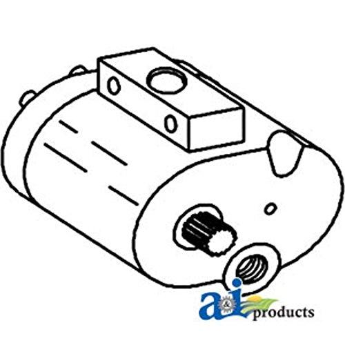 Amazon Com 70114610 Hyd Gear Pump Replaces Lp3771 Zetor Vpk1039