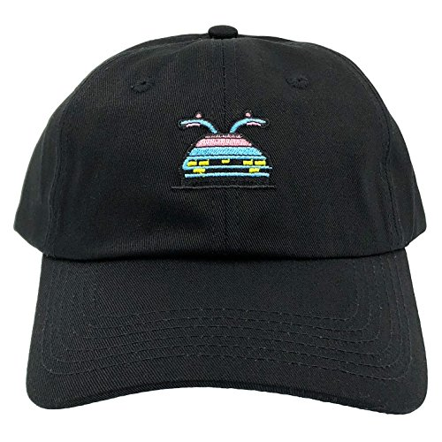 41dde4947b7 Back To The Future Hat Cap Dad Hats Marty s 80s Delorean Time ...