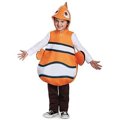 Nemo Classic Finding Dory Disney/Pixar Costume, One Size Child: Toys & Games