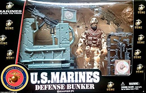 U.S. Marines Defense Bunker