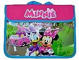 Minnie Mouse & Daisy Duck Disney Character Book Document School Bag Nursery Girls Pink