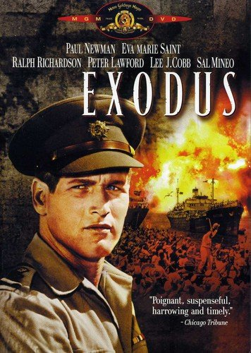 DVD : Exodus (, Dolby, Widescreen, Dubbed)