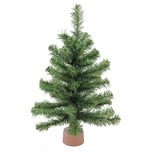 Northlight Unlit Christmas Trees, Green