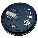 KOIZUMI Portable CD player SAD-3902/A (Blue)【Japan Domestic genuine products】