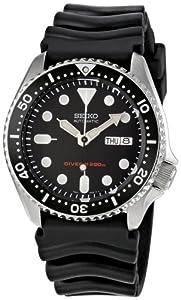 Seiko Men's SKX007K Diver's Automatic Watch