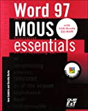 Mouse Essentials Word 97 Proficient, Calabria, Jane and Burke, Doroth, 0130180599