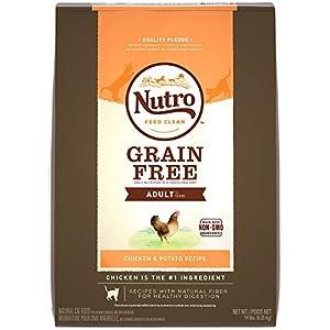 16. Nutro Grain-Free Adult Dry Cat Food Bag