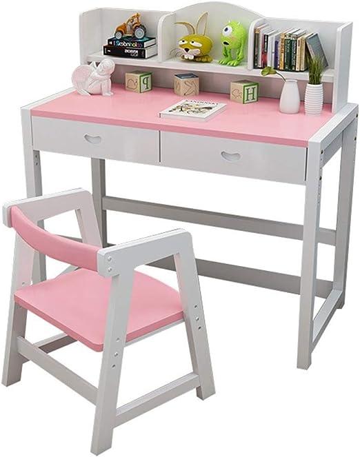 TONGSH Mesa de Estudio Muebles de Escritorio Mesa de Estudio para ...