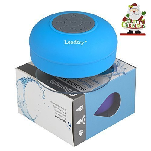 LeadTry Wireless Waterproof Bluetooth Speaker
