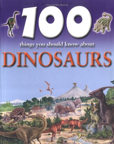 Download 100 Things You Should Know About Dinosaurs pdf