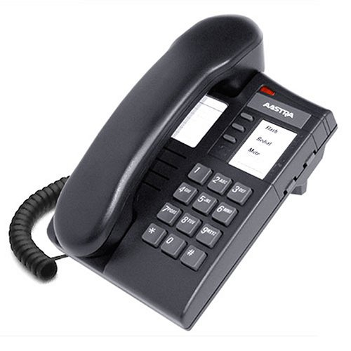 Aastra M8004 Telephone Charcoal (Centrex Business Telephone)
