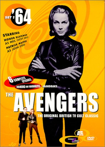 The Avengers '64, Set 1 by A&E Home Video
