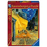 Ravensburger, Rompecabezas Terraza de Café por la Noche, Van Gogh, 1000 Piezas