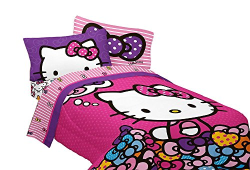 Compare Price Hello Kitty Bedding Full On
