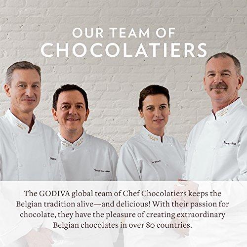 Godiva Chocolatier Happy Birthday Cake Truffle Flight, 6 Count