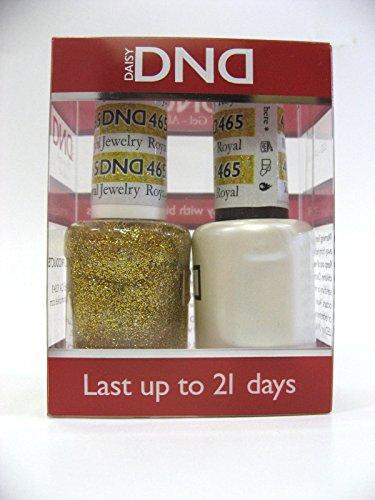 DND *Duo Gel*  Glitter Set 465 - Jewelry