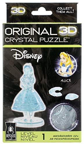 Original 3D Crystal Puzzle - Alice