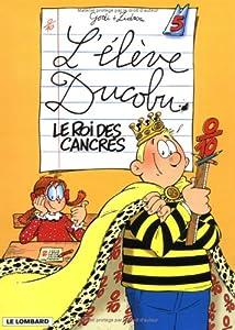 """Afficher """"élève Ducobu n° 5 Le roi des cancres"""""""