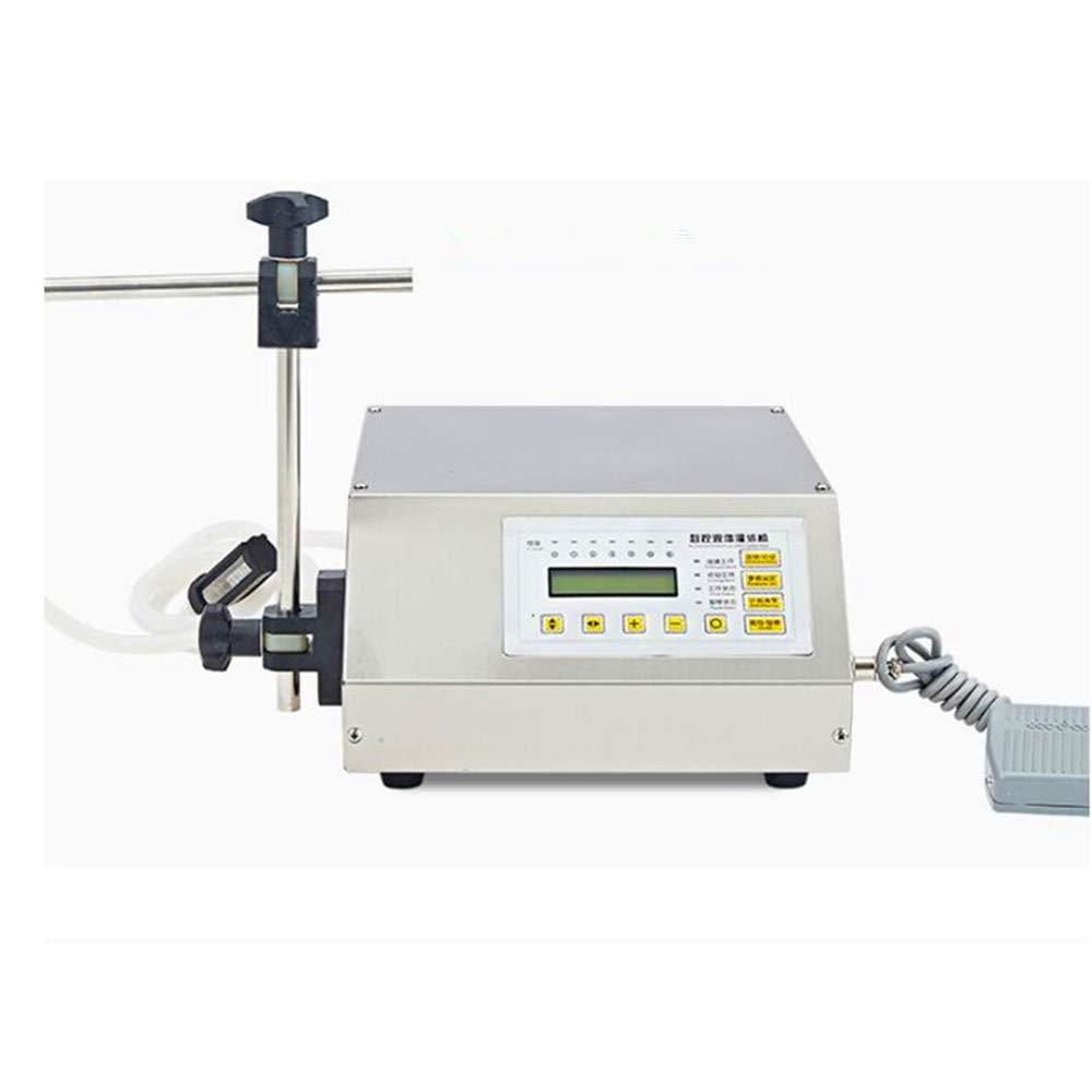 ELEOPTION Liquid Filling Machine Automatic, Digital Control Pump Drink Water Liquid Filling Machine 5ml-3500ML