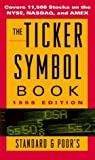 The Ticker Symbol Book by Standard & Poor's Corporation (1998-12-03)
