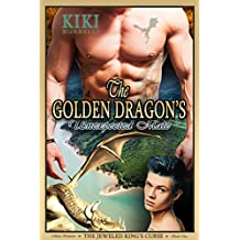 The Golden Dragon's Unexpected Mate: The Jeweled King's Curse Mpreg Romance Book One