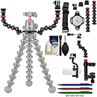 Joby GorillaPod Multi-Arms Rig Upgrade Clamp Arm + Cleaning Kit