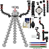 Joby GorillaPod Multi-Arms Rig Upgrade with Clamp Arm + Cleaning Kit