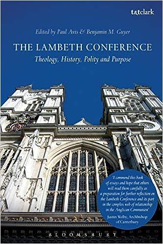 Descargar Por Utorrent The Lambeth Conference: Theology, History, Polity And Purpose PDF Gratis Descarga