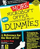More MS Office for Windows 95 for Dummies, Wallace Wang, 0764500090