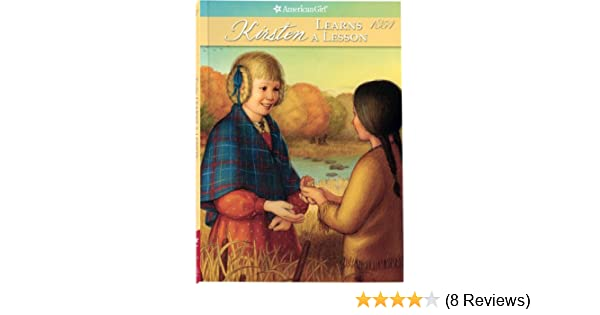 Kirsten Learns A Lesson American Girl Janet Shaw 9780937295106