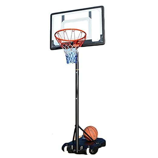 NISHANG Portátil For Niños Deportes Baloncesto Aro Metas Sistema ...
