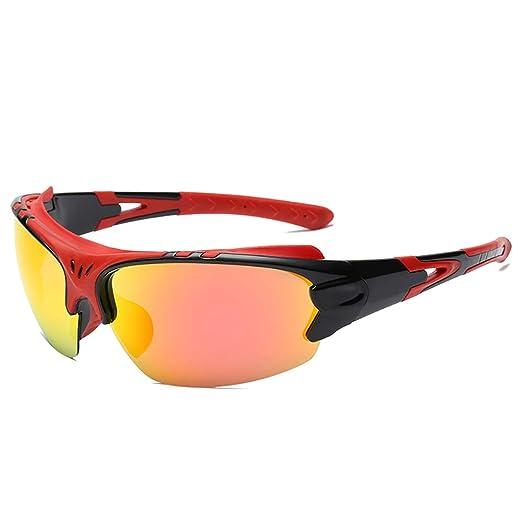 30600248e7 Tuotoo TAC Glasses As Seen On TV,Polarized Sports Sunglasses for Men Women  Youth Baseball