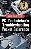 img - for PC Technician's Troubleshooting Pocket Reference Paperback October 13, 2000 book / textbook / text book