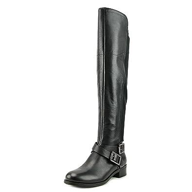 Ivanka Trump Leather Knee-High Boots fashionable sale online Lo2DA7
