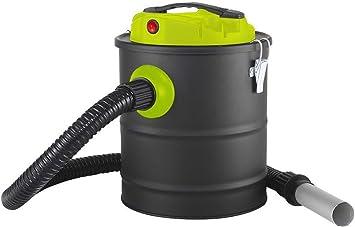 Qlima asz1010 - Aspiradora de cenizas con filtro HEPA, negro ...