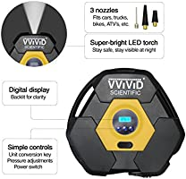 VViViD Deluxe Turbo Tire Compressor Safety Kit .