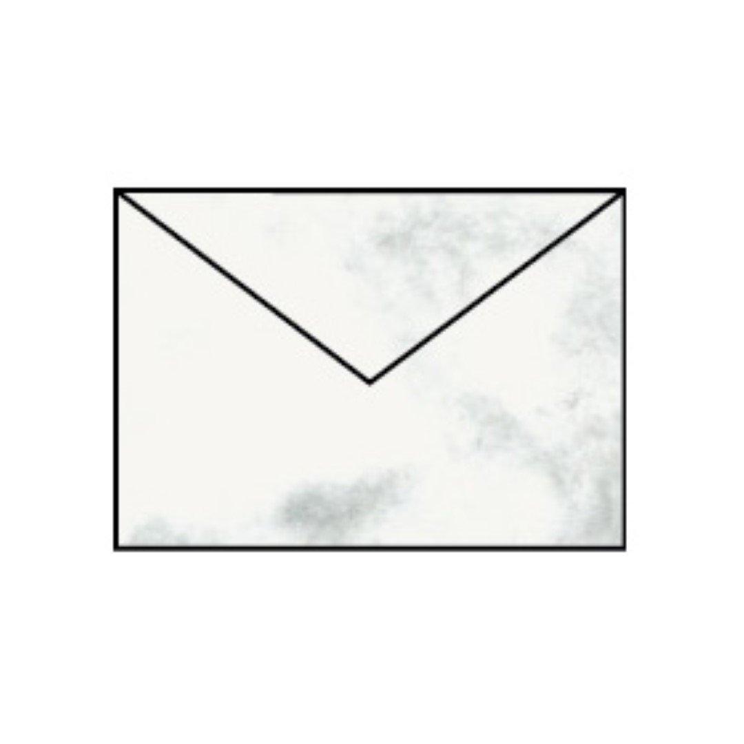 Rössler Rössler Rössler Papier - - Paperado-Briefumschlag DIN C6 m. Sf, Grau Marmora B07CX7YYGH | Genial  d8a81d