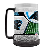Duck House NFL Carolina Panthers 16oz Crystal Freezer Mug