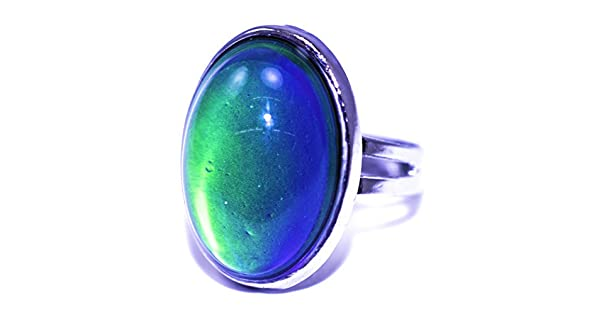 Amazon.com: BeWild marca® – Assorted Estado de Ánimo Anillos ...