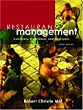 Restaurant Management 3rd Edition