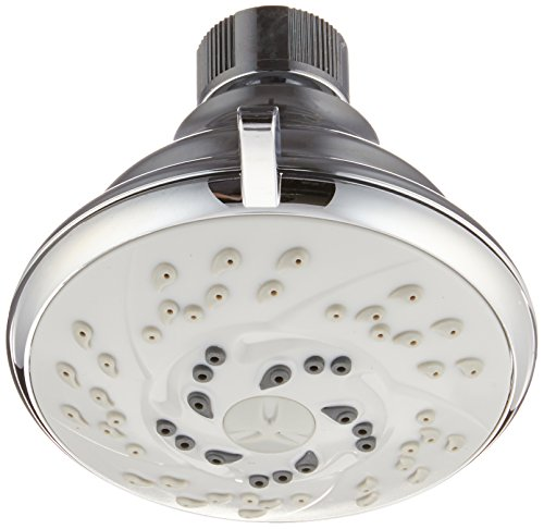 3-Spray Showerhead in Chrome