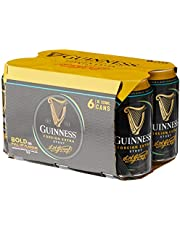Guinness Foreign Extra Stout Beer Can, 320ml (Pack of 24)