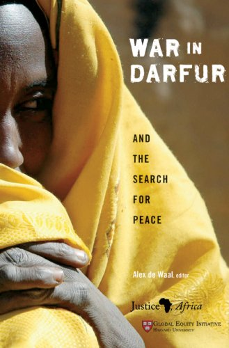 War in Darfur and the Search for Peace (Studies in Global Equity)